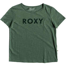 Roxy Red Sunset A Camiseta manga corta Mujer, duck green